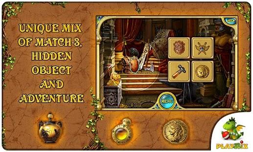Call of Atlantis by Playrix- screenshot thumbnail