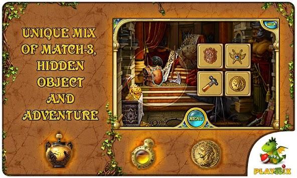 Call Of Atlantis By Playrix APK screenshot thumbnail 3
