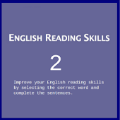 English reading skills II