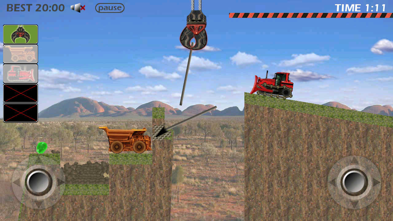 Traktor Digger 2- screenshot