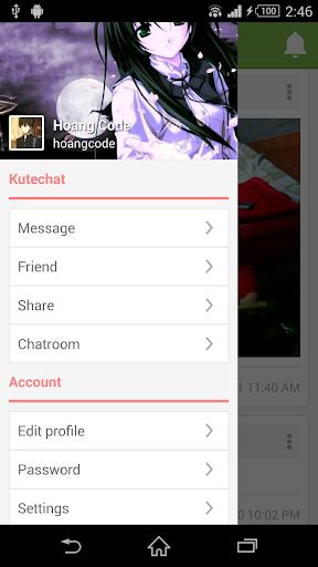 Kutechat - Chatrooms Friends