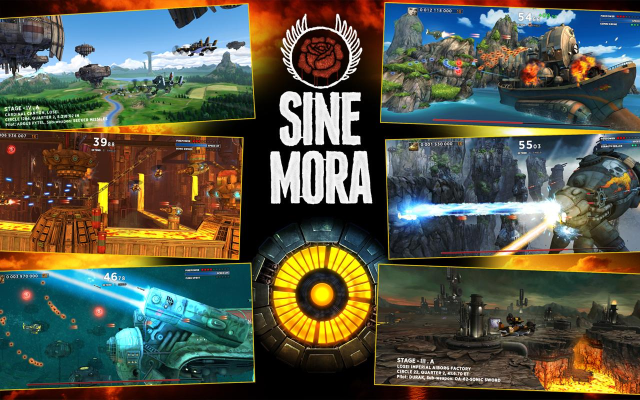Sine Mora- screenshot