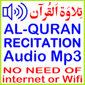Quran Audio Mp3 Tilawat (Free)