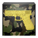Handgun Gun Shot Widget logo