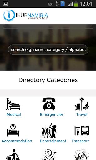 iHub Namibia 玩娛樂App免費 玩APPs
