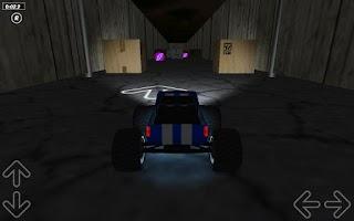 Screenshot of Toy Truck Rally 3D