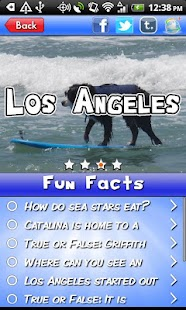 Los Angeles Guide…For Kids! - screenshot thumbnail