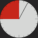 Boxing Round Clock icon