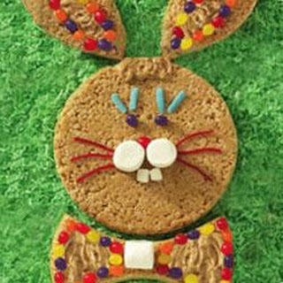 JIF® Peanut Butter Bunny Crisp Cake