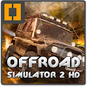 UAZ 4x4 Offroad Simulator 2 HD icon