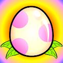 Cute Egg Wallpaper icon
