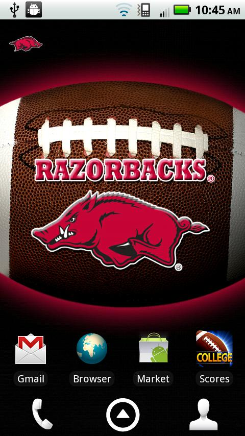 Arkansas Razorbacks Wallpaper - screenshot