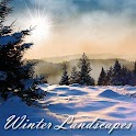 Winter Landscapes HD icon