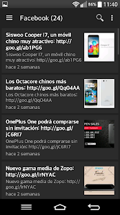 Moviles chinos Androasia- screenshot thumbnail