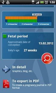I am pregnant- screenshot thumbnail