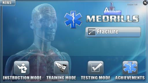 玩免費醫療APP|下載Medrills: Fracture app不用錢|硬是要APP