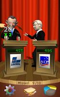 Screenshot of Abbott VS Rudd