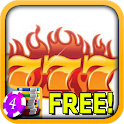 3D Flaming 7s Slots - Free icon