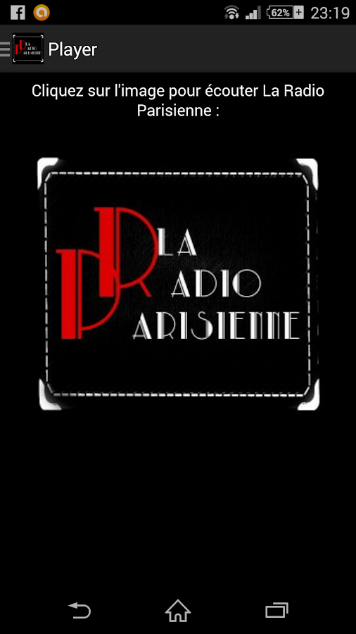 La Radio Parisienne- screenshot