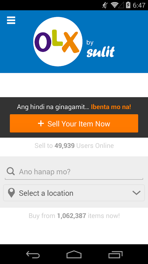 OLX by Sulit - screenshot