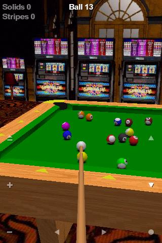 Vegas Pool Sharks Screenshot 1