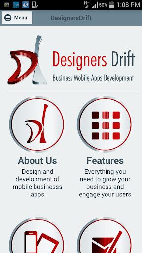 Designers Drift App Designs
