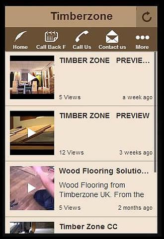 Wood Flooring Timberzone
