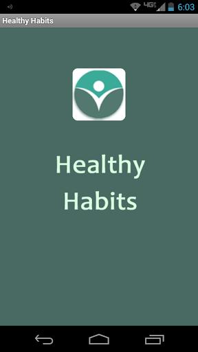 Healthy Meal Habits