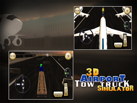 Airport Tow Truck Simulator 3D 1.0 screenshot 64500
