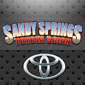 Sandy Springs Toyota DealerApp logo