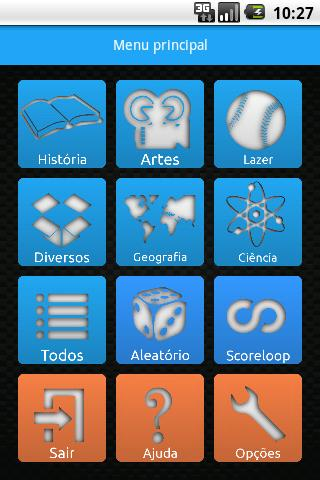 Trivia- screenshot