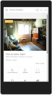 Inmobiliaria Agencia La Playa- screenshot thumbnail