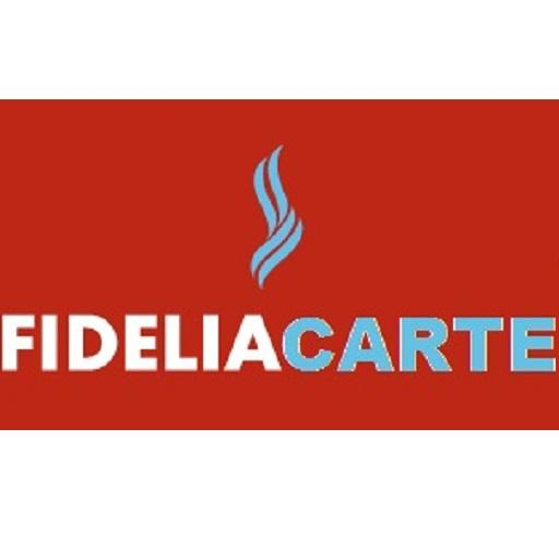 FideliCarte LOGO-APP點子