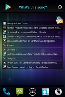 FeedEx News Reader - screenshot thumbnail