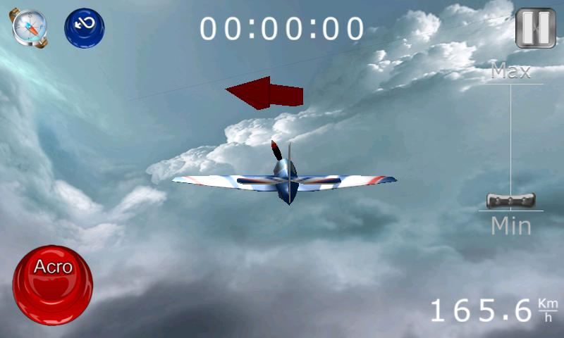 World Air Race - screenshot