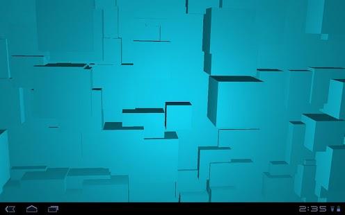Exodus Pro Live Wallpaper- screenshot thumbnail