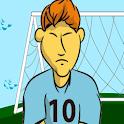 Jerry Soccer Kicks logo