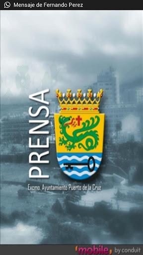 Prensa Puerto de la Cruz