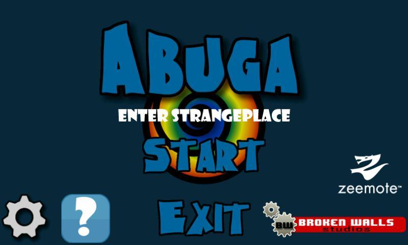 Abuga: Enter StrangePlace- screenshot