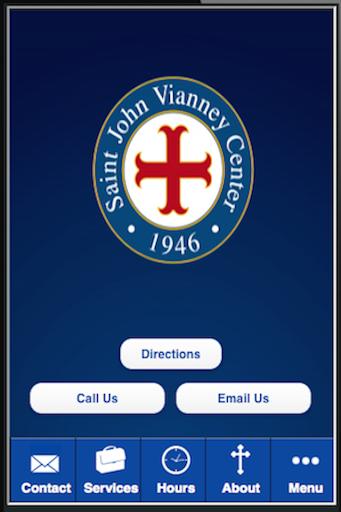 Saint John Vianney Center