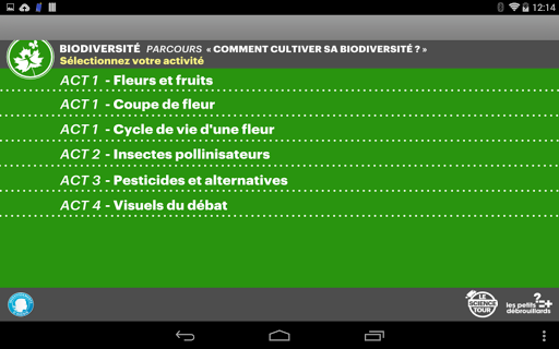 【免費教育App】Parcours Transitions-APP點子