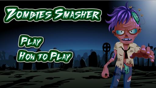 免費下載動作APP|Zombie Smasher - Tap & Smash app開箱文|APP開箱王