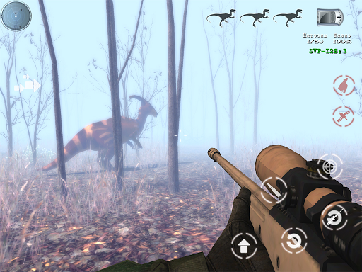 The Lost Lands:Dinosaur Hunter game for Android screenshot
