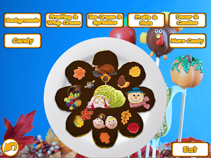Thanksgiving-Cake-Maker 6