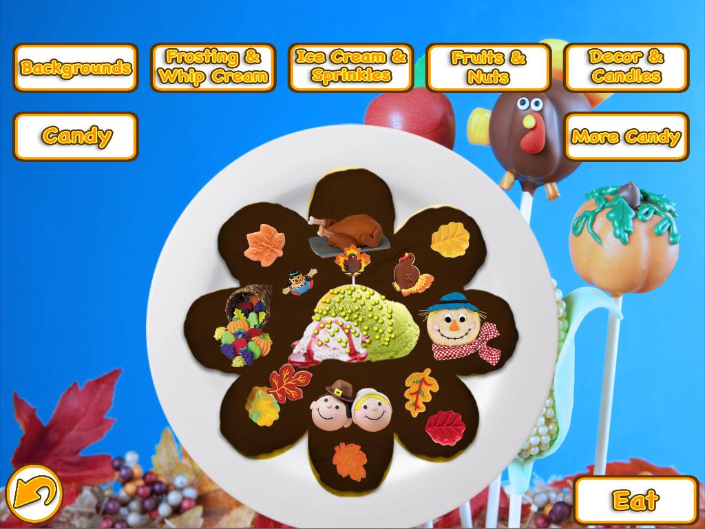 Thanksgiving-Cake-Maker 18