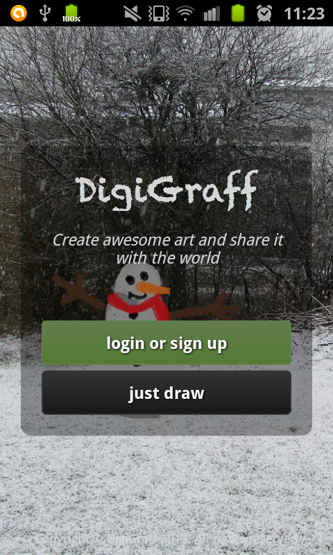 DigiGraff - screenshot