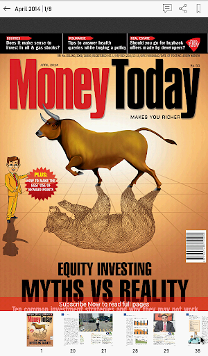 【免費新聞App】Money Today-APP點子
