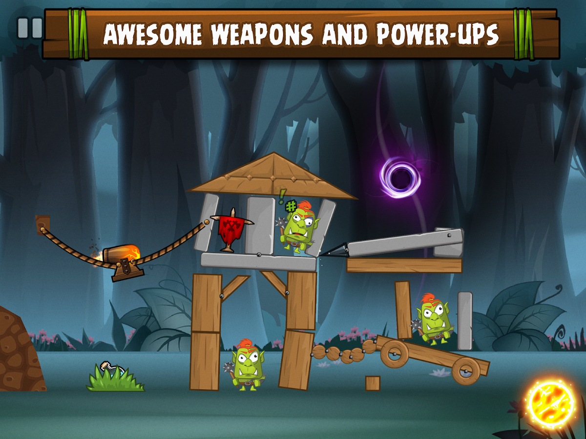 Siege Hero Wizards- screenshot