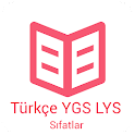 YGS Ders Konu Sıfatlar TÜRKCE icon