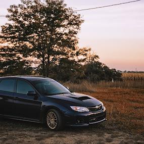 Subaru WRX by Jeffrey Zoss - Transportation Automobiles ( trucks, cars, transportation, hot rods )